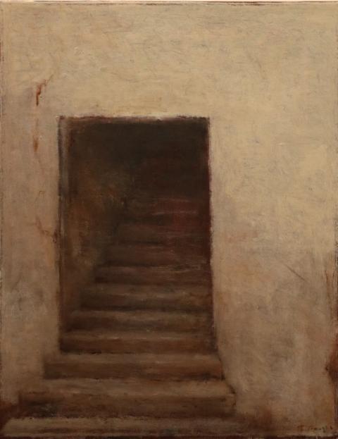 A Staircase, Agadez