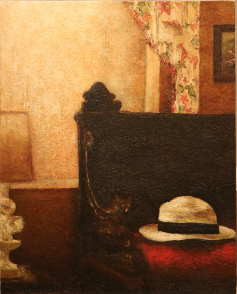 Still Life with Hat
