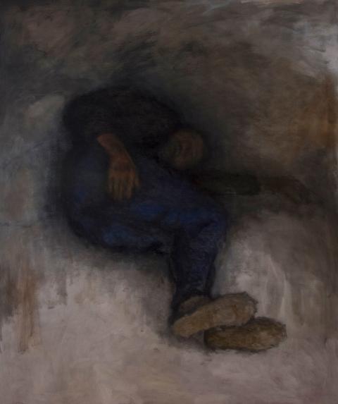 Vladimir Sleeping